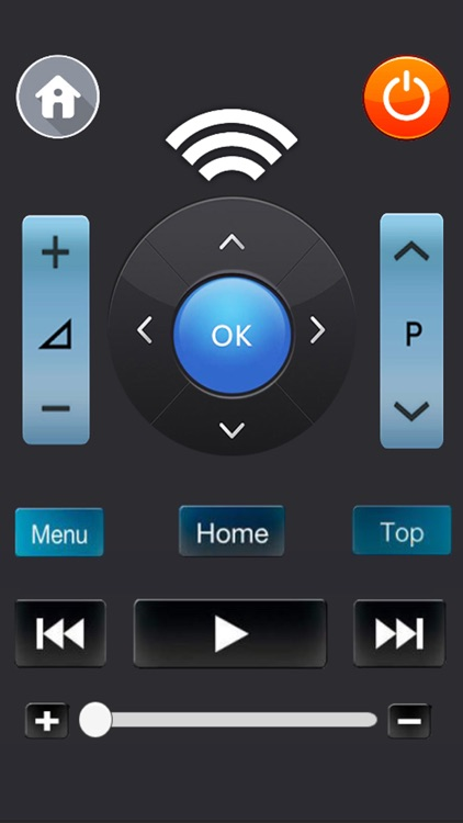 Remote for Sony TV Cast Mirror