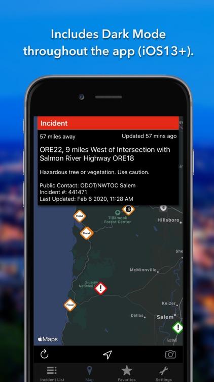 Oregon Roads Traffic screenshot-4