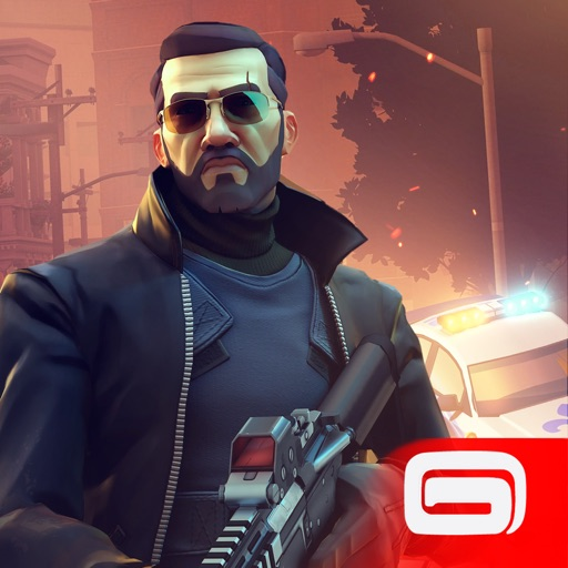 Gangstar New Orleans iOS Hack Android Mod