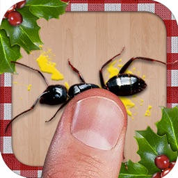 Ant Smasher Christmas by BCFG