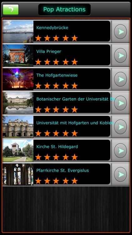 Bonn Offline Map Travel Guide