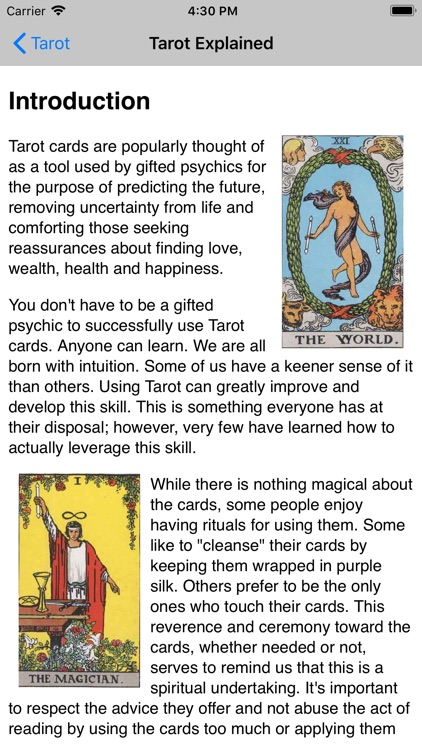 Tarot & Numerology screenshot-5