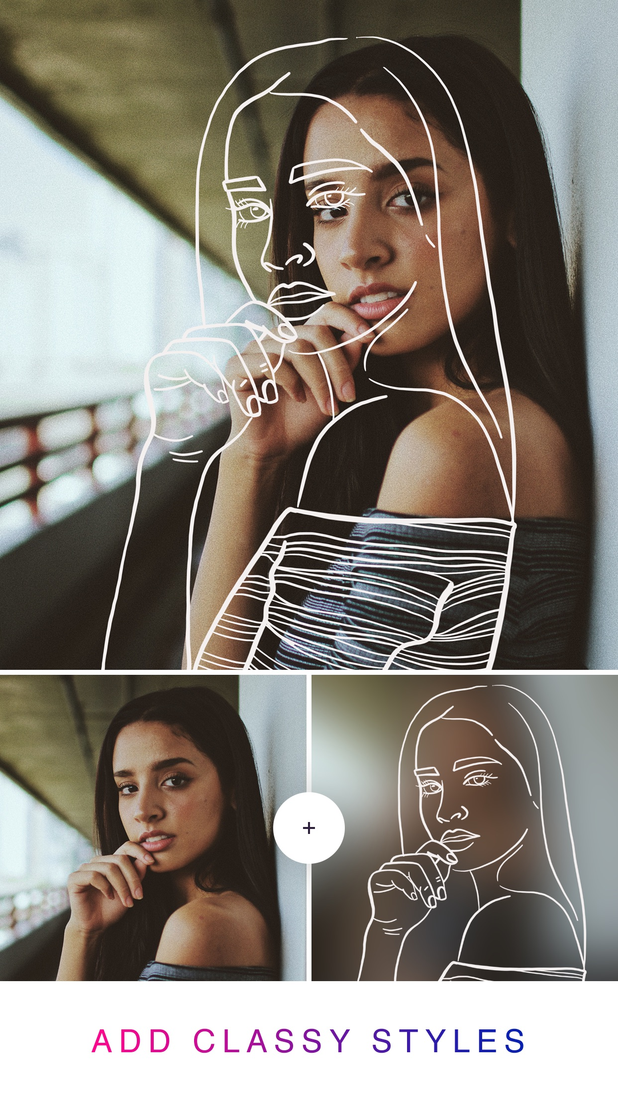 Photo Lab: Art Picture Editor Screenshot