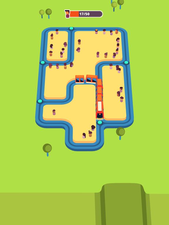 Train Taxi screenshot 15