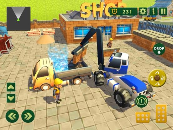 Modern Farm House Construction screenshot 7