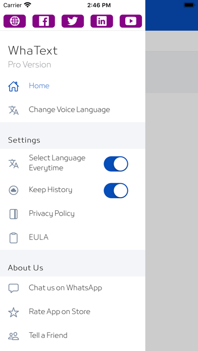 WhaText- Voice to Text on Chat screenshot 7