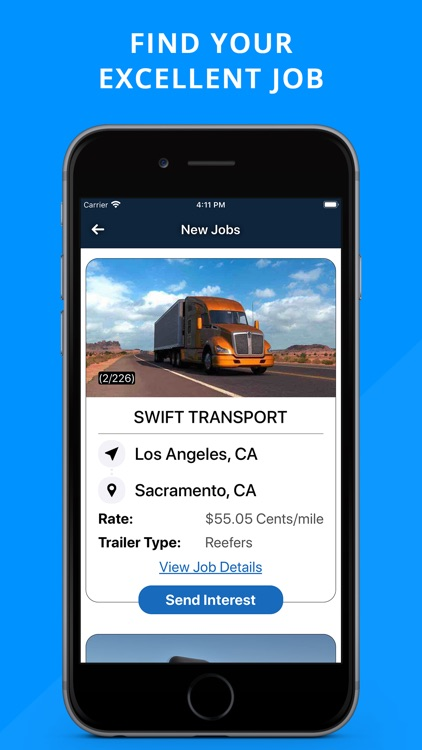 TruckBook: Maps Jobs Drivers screenshot-3