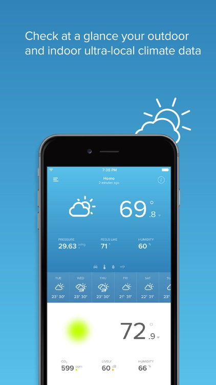 Netatmo Weather screenshot-1