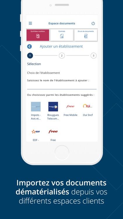 Banque Nuger pour iPhone screenshot-6