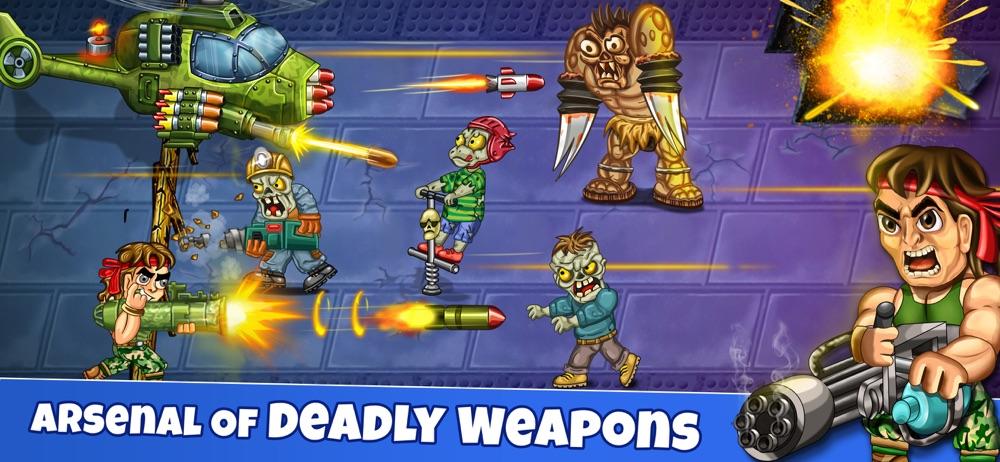 Last Heroes – Zombie Shooter