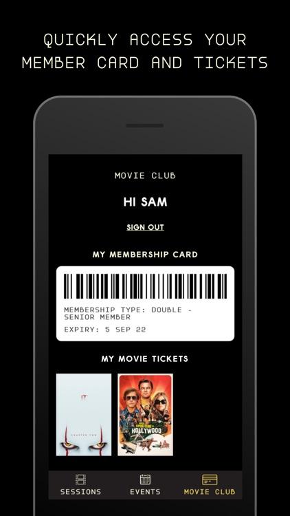 Ritz Cinemas screenshot-3