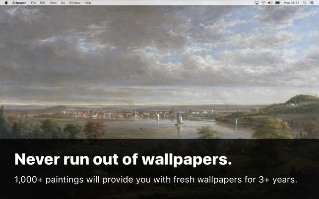 ‎Artpaper: New Wallpapers Daily Screenshot