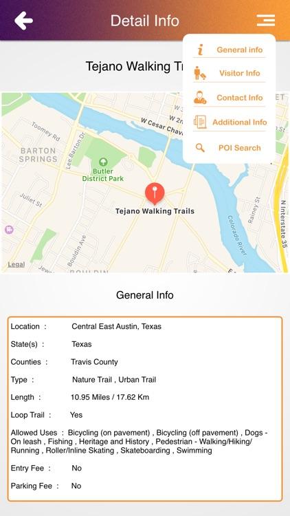 Texas Campgrounds & Trails screenshot-3