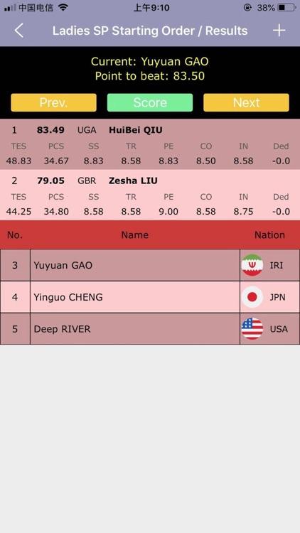 Figure Skating Judge screenshot-7