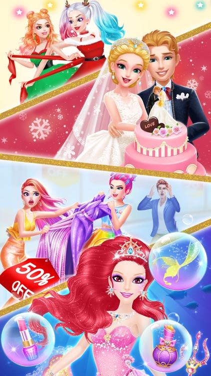 Princess Salon World screenshot-4