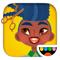 App Icon for Toca Hair Salon 4 App in Denmark IOS App Store