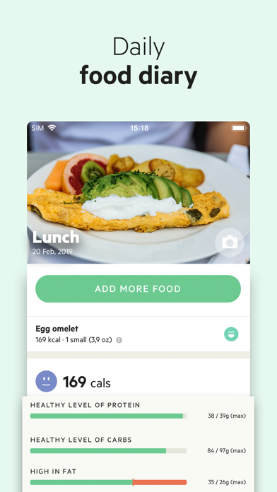 Lifesum: Diet & Macro Tracker Screenshot