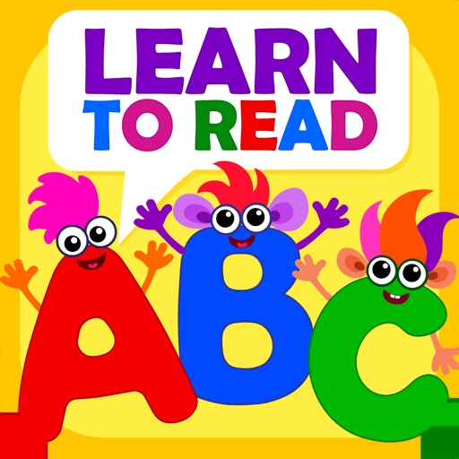 Games for Kids Reading Letters
