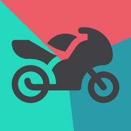 Motorcycle & Car Ride Tracker