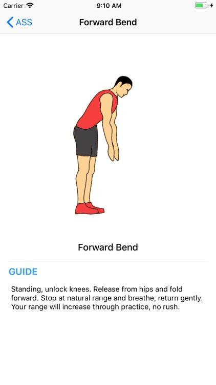 Home Workout Fitness screenshot-7