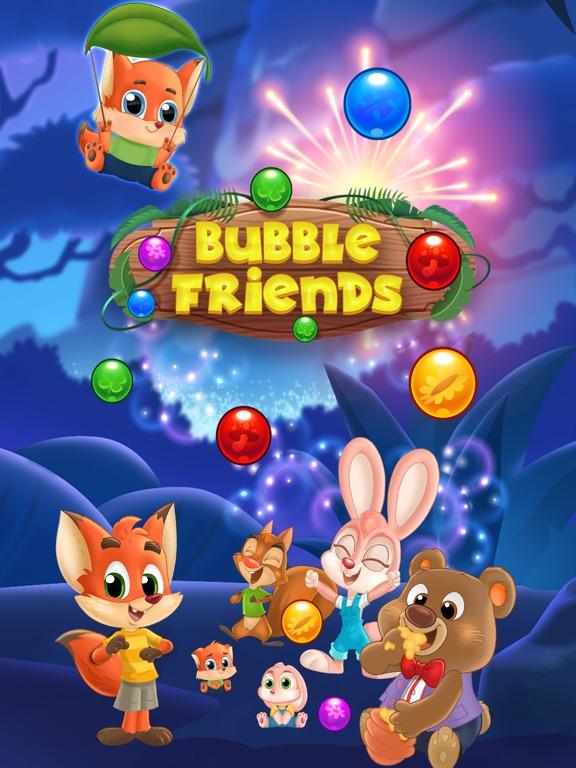 Bubble Friends - Bubble Popのおすすめ画像6