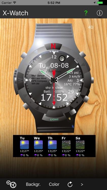 X-Watch