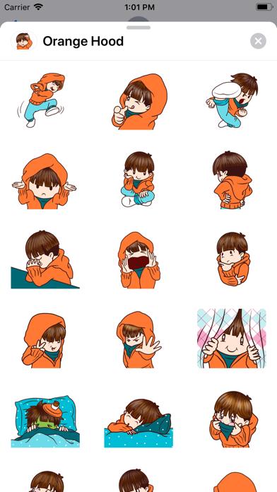Orange - Hood screenshot 1