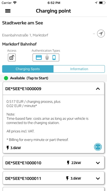Z.E. Pass for Renault screenshot-4