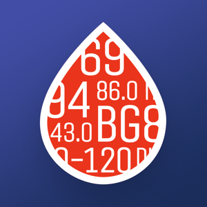 Glucose Buddy+ for Diabetes app