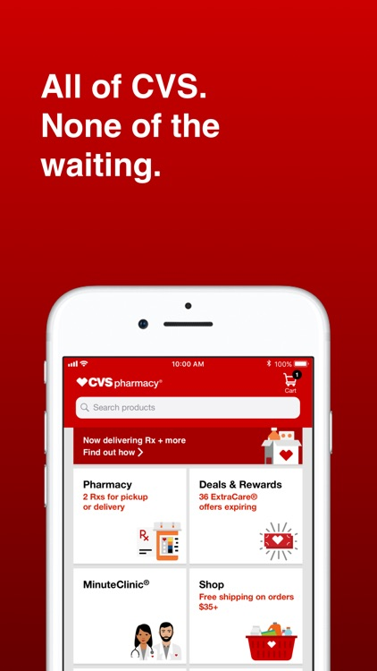 CVS Pharmacy screenshot-0