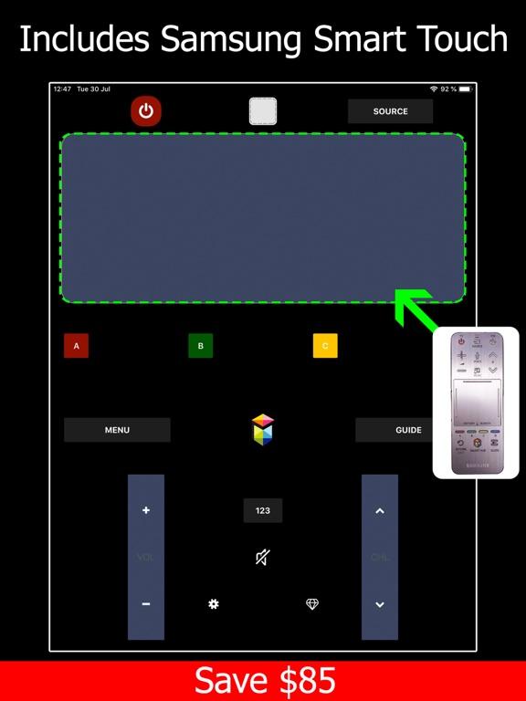 Remote TV for Samsung screenshot 7