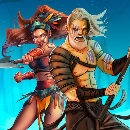 Tribal Battlefield: RPG Game