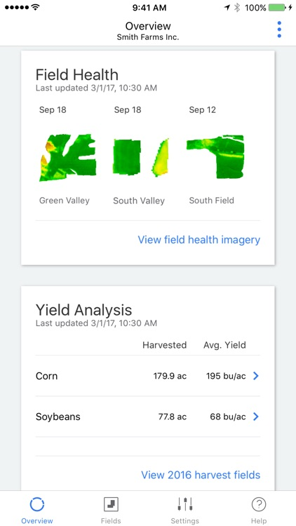 Climate FieldView™ screenshot-0