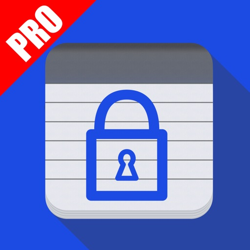 Secure Notes Professional