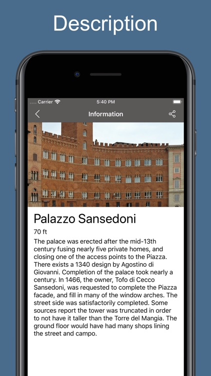 Siena 2020 — offline map screenshot-4