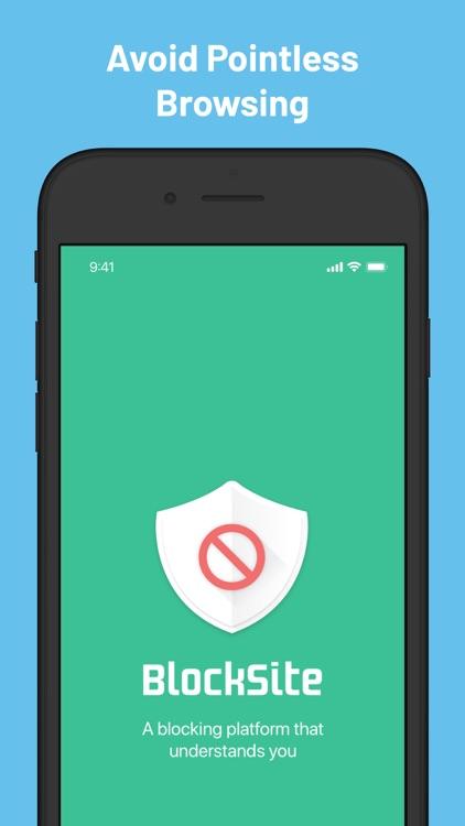 BlockSite screenshot-4