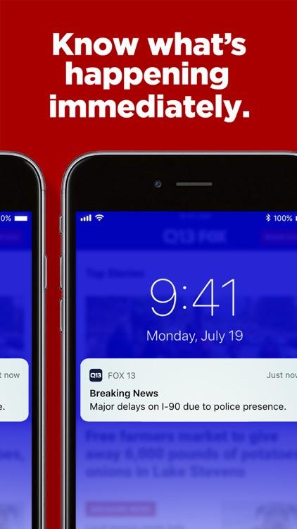 Q13 FOX: Seattle News & Alerts screenshot-4