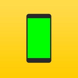Green Screen: Écran vert