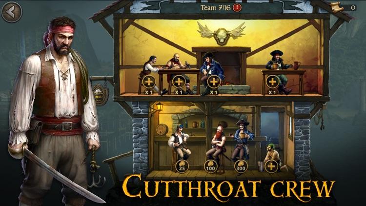 Tempest: Pirate Action RPG screenshot-5