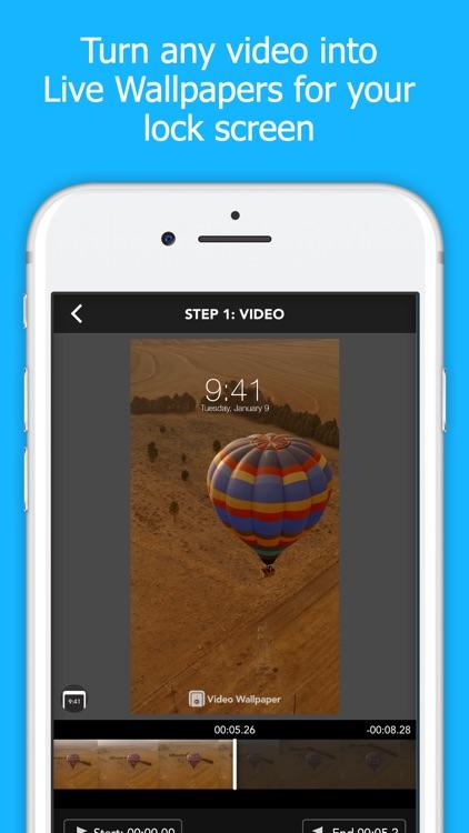 Video Wallpaper · Background screenshot-0