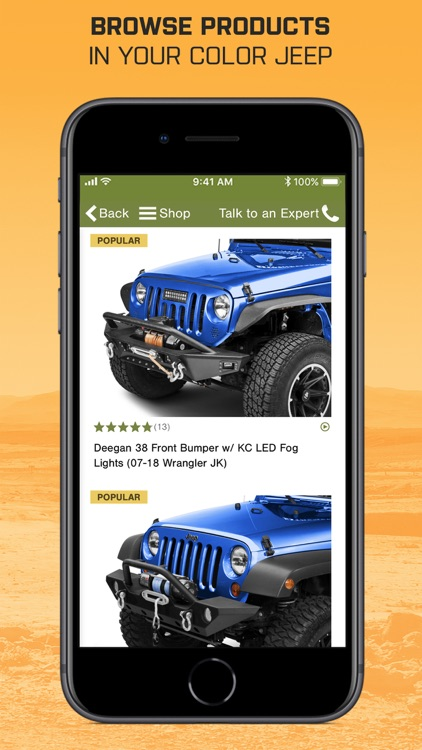 Jeep Parts by ExtremeTerrain screenshot-3