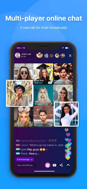Liveme Live Video Chat On The App Store