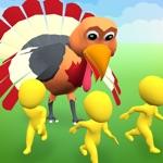 Turkey.io - Thanksgiving game