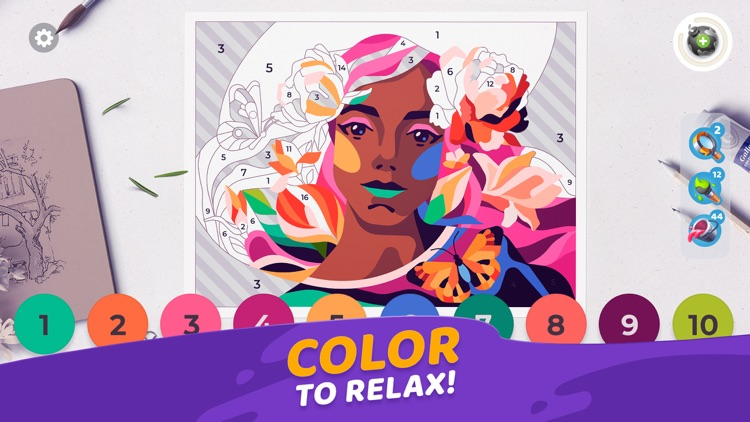 Gallery: Coloring Book & Decor