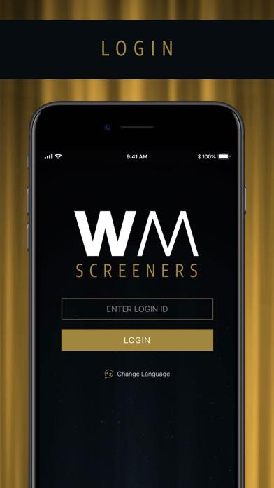 WM Screeners screenshot 3