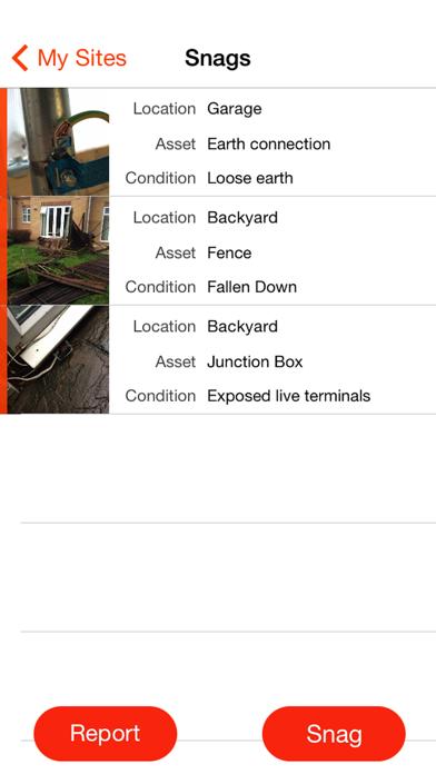Site Report Screenshot 2