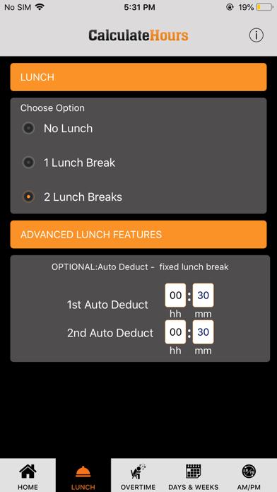 app shopper  time card calculator