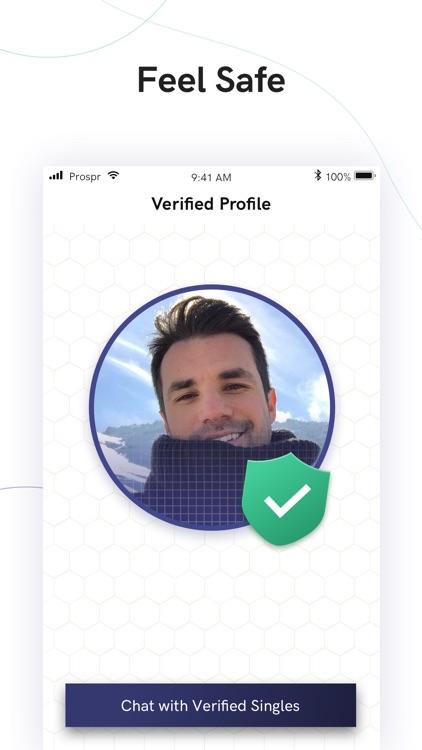 Prospr - Smart Dating screenshot-5