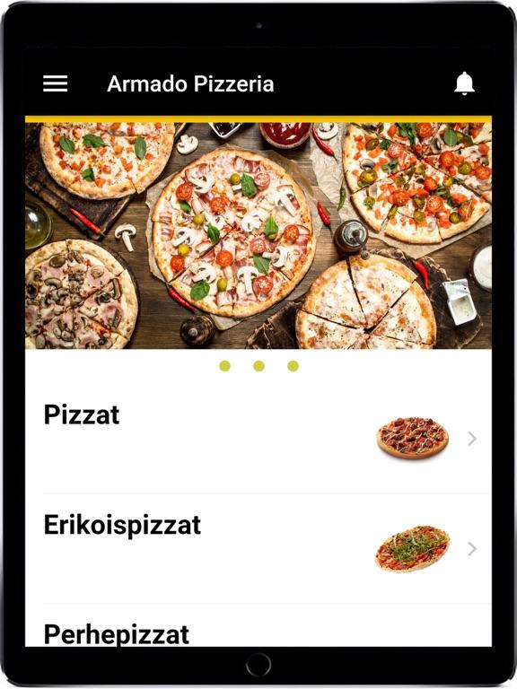 Armado Pizzeria screenshot 2
