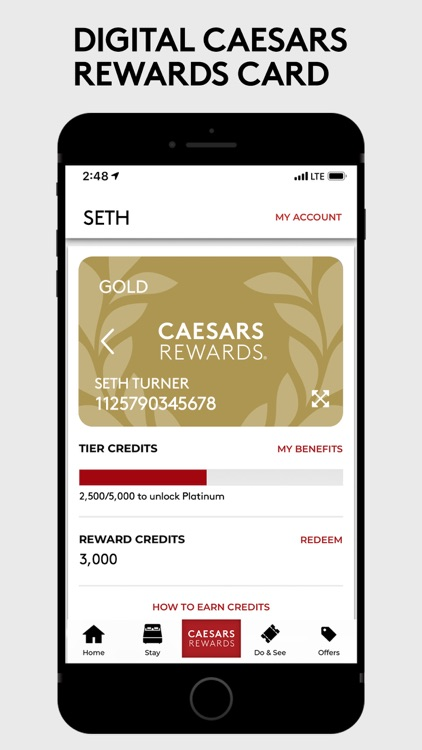 Caesars Rewards screenshot-6